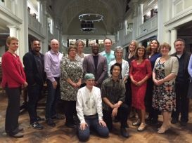Bristol Short Story Prize Writers and Judges